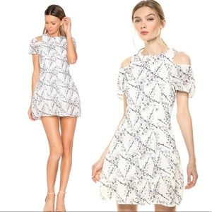 ELLIATT Euphoria Cold Shoulder Dress BNWT